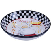 Certified International Chef's Special Pasta Serving Bowl