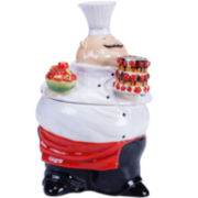 Certified International Chef's Special Cookie Jar