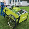 Sun Joe 7 Cubic Foot Heavy Duty Garden + Utility Cart