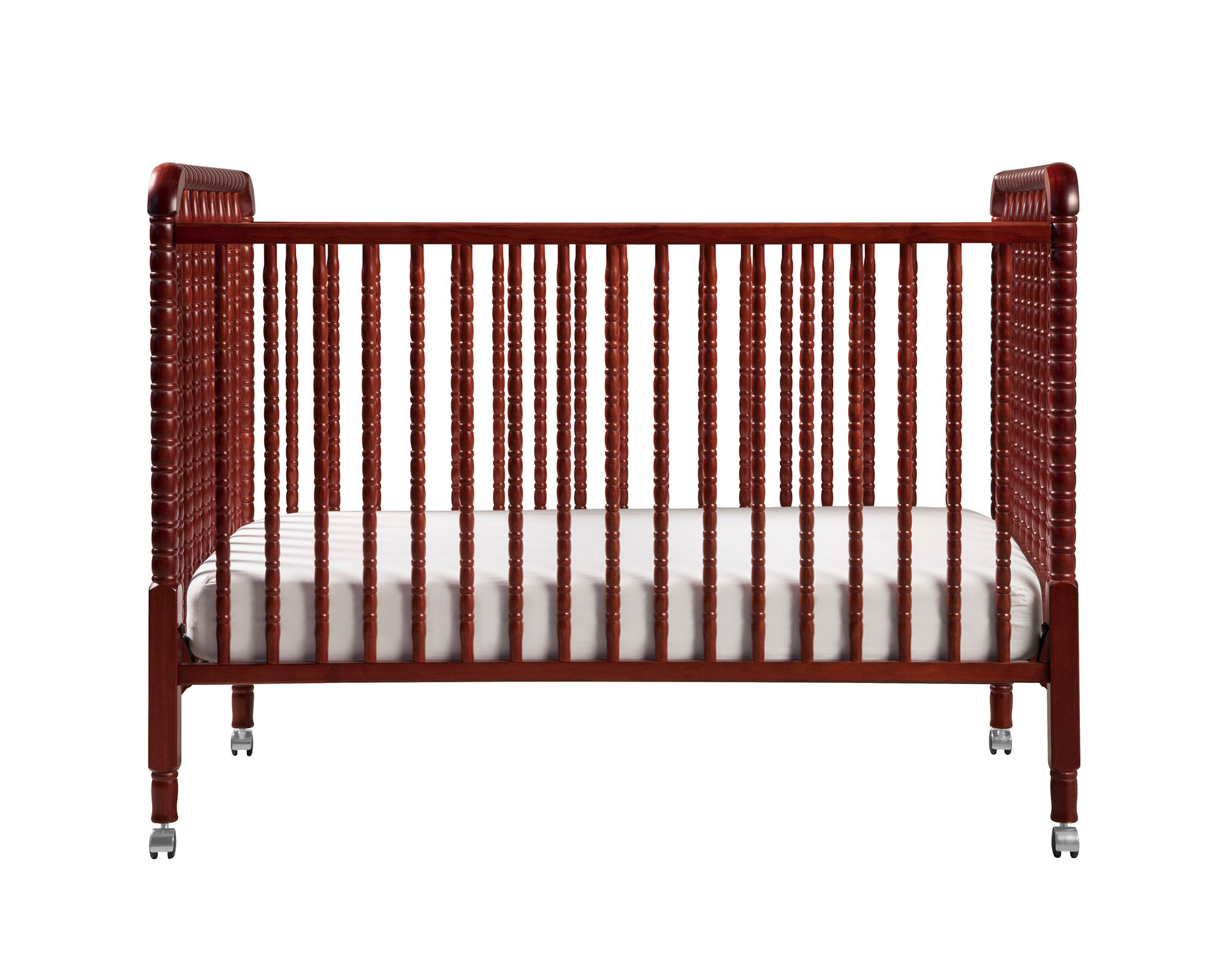 048517009802 Upc Jenny Lind Stationary Crib Cherry Upc