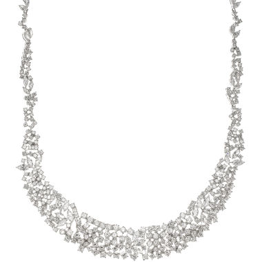 jcpenney.com | CZ by Kenneth Jay Lane Mosaic Drama Necklace