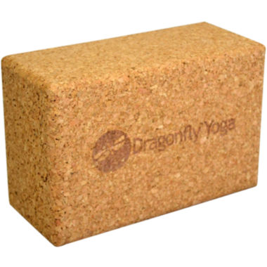 jcpenney.com | DragonFly™ Premium Cork Yoga Block