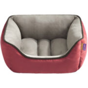 Halo Rectangular Cuddler Reversible Pet Bed