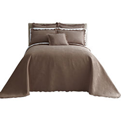 Royal Velvet® Abigail Matelassé Bedspread