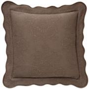 Royal Velvet® Abigail Square Decorative Pillow