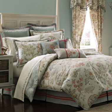 jcpenney.com | Croscill Classics® Riviera 4-pc. Comforter Set & Accessories