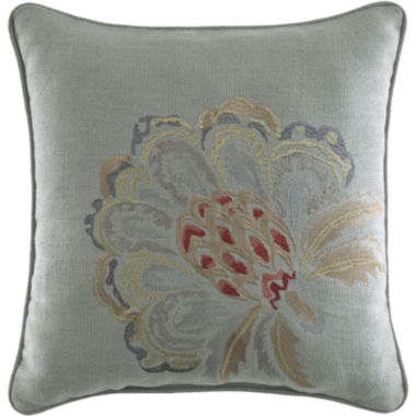"jcpenney.com | Croscill Classics® Riviera 14"" Square Decorative Pillow"