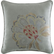 "Croscill Classics® Riviera 14"" Square Decorative Pillow"