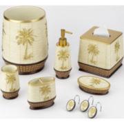 Avanti Oasis Palm Wastebasket