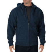 Dickies® Heavyweight Fleece Full Zip Hoodie