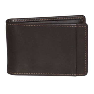 jcpenney.com | Dopp® Regatta Front Pocket Wallet w/ Money Clip