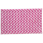 jcp home™ Drylon Chevron Bath Rug