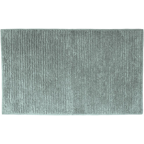 Park B. Smith® Pebble Stripe Bath Rug Collection