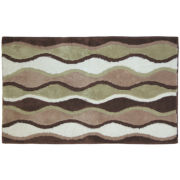 Park B. Smith® Magic Plush Ripples Bath Rug Collection