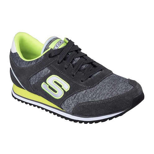 Skechers® Mashups Womens Lace-Up Sneakers