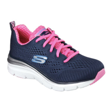jcpenney.com | Skechers® Fashion Fit Womens Lace-Up Sneakers