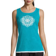 Made for Life™ Medallion Tank Top - Tall