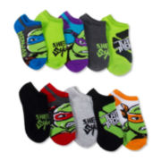 Licensed Teenage Mutant Ninja Turtles 10-pk. No-Show Socks - Boys