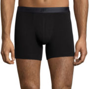 JF J. Ferrar® 3-pk. Stretch Boxer Briefs