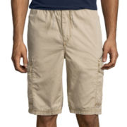 Unionbay® Slaton Pull-on Cotton Cargo Shorts