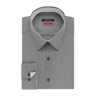 jcpenney.com | Van Heusen® Long-Sleeve Flex Collar Dress Shirt - Slim Fit