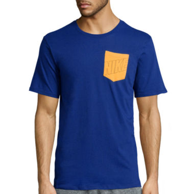 jcpenney.com | Nike® Block Pocket Tee