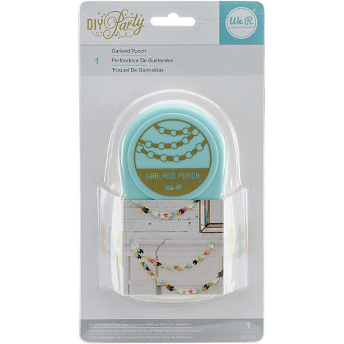 We R Memory Keepers® Garland Paper Punch