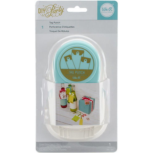 We R Memory Keepers® Tag Paper Punch
