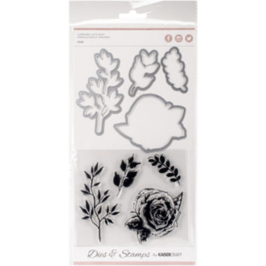 jcpenney.com | Rose Dies and Stamps Kit
