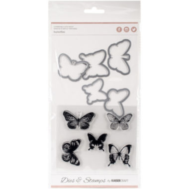 jcpenney.com | Butterflies Dies and Stamps Kit