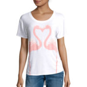 I 'Heart' Ronson® Short-Sleeve Graphic Tee