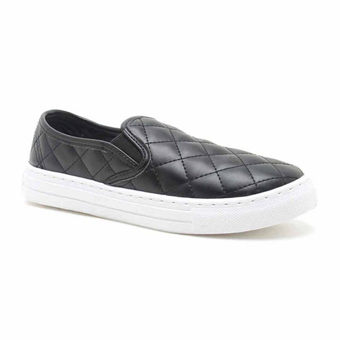 Qupid Reba Quilted Womens Sneakers