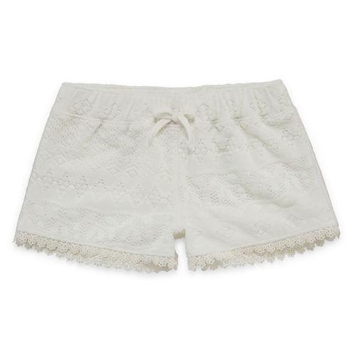 Arizona Pull-On Shorts Toddler Girls