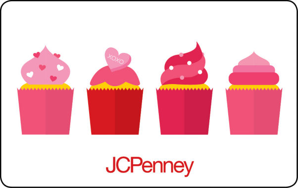jcpenney.com | Cupcakes Gift Card