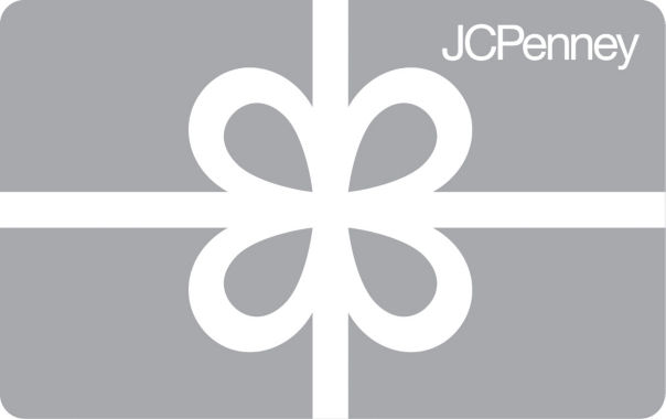jcpenney.com | $50 Silver Bow Gift Card
