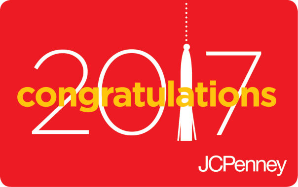 jcpenney.com | $200 Grad Congrats Gift Card
