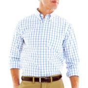 Dockers® Windowpane Plaid Shirt