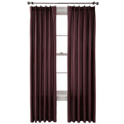 CLOSEOUT! Studio™ Finley Metal Tab Window Curtain Panel