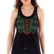 Arizona Flyaway-Back Tank Top