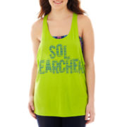 Arizona Graphic Tank Top - Plus