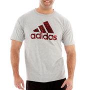 adidas Primal Logo Tee-Big & Tall
