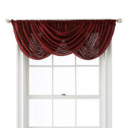 Royal Velvet® Sadler Waterfall Valance