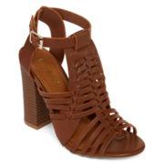 Bamboo Stash Chunky Woven Sandals