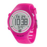 Soleus Sprint Pink Digital Running Watch
