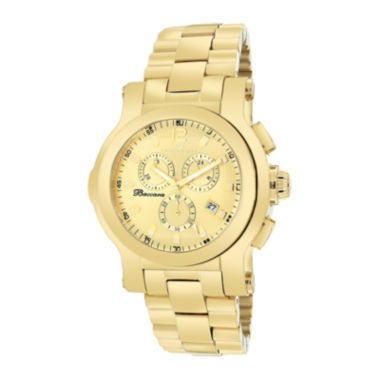 jcpenney.com | Oceanaut Baccara Mens Gold-Tone Watch