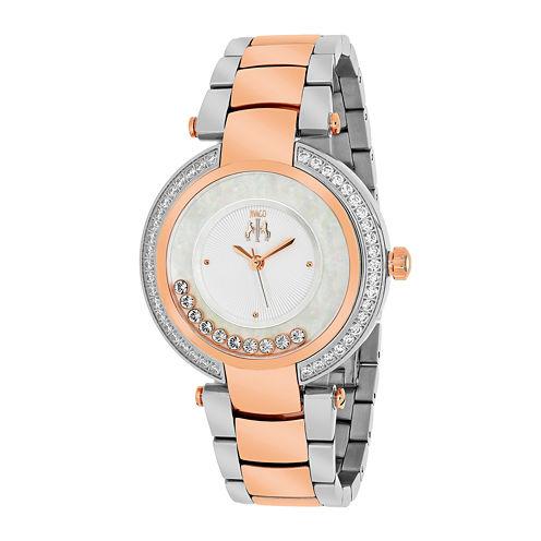 Jivago Womens Celebrate Pink Bracelet Watch