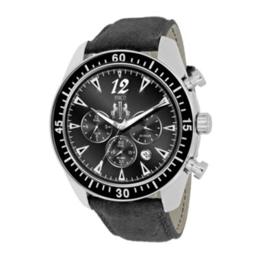 jcpenney.com | Jivago Timeless Mens All Black Watch