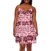 Decree® Strappy Back Dress