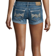 Soundgirl Embellished Shorts