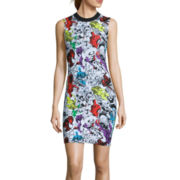 Marvel® Freeze Sleeveless Bodycon Dress